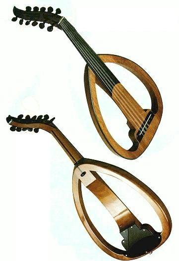 E1000 Electric Oud